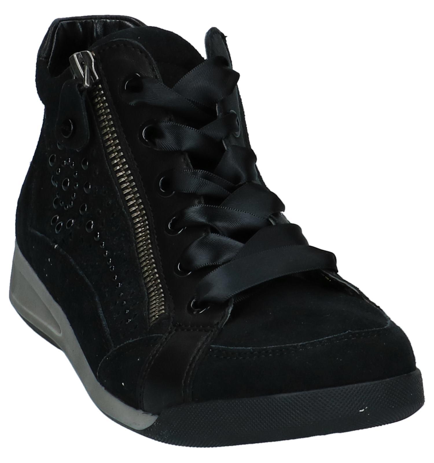 Geklede Boots Ara Zwart Rom Geklede zVMSUpqLG