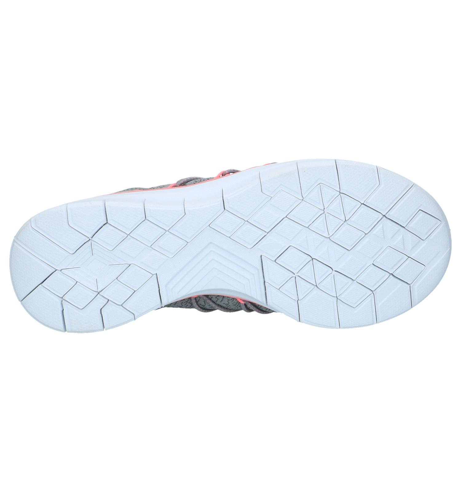 Sneakers Skechers Slip Grijze Synergy on UjLqzMVpSG