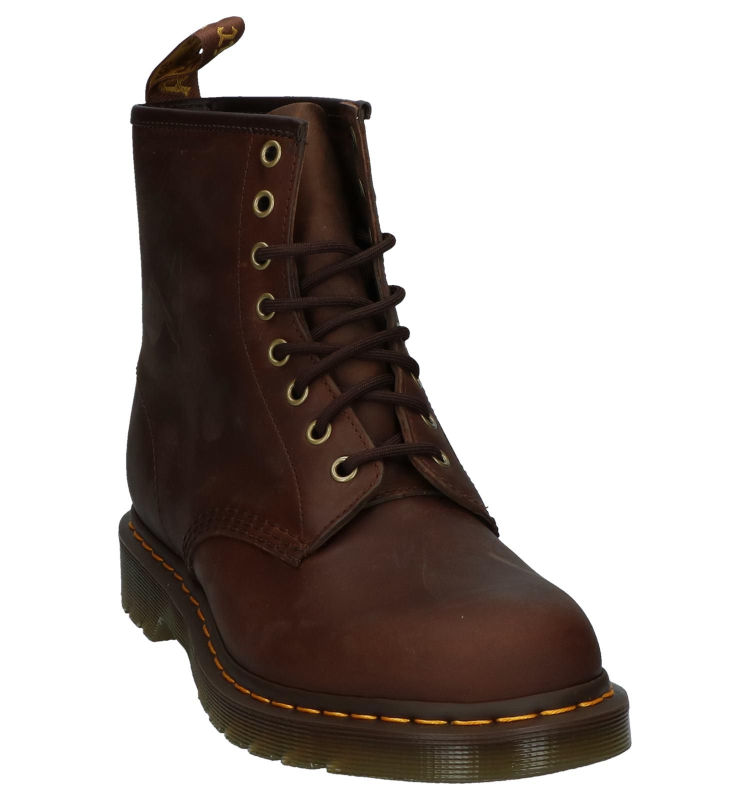 Stoere Boots Bruin Donker DrMartens Eye Boot I7gbfY6yvm