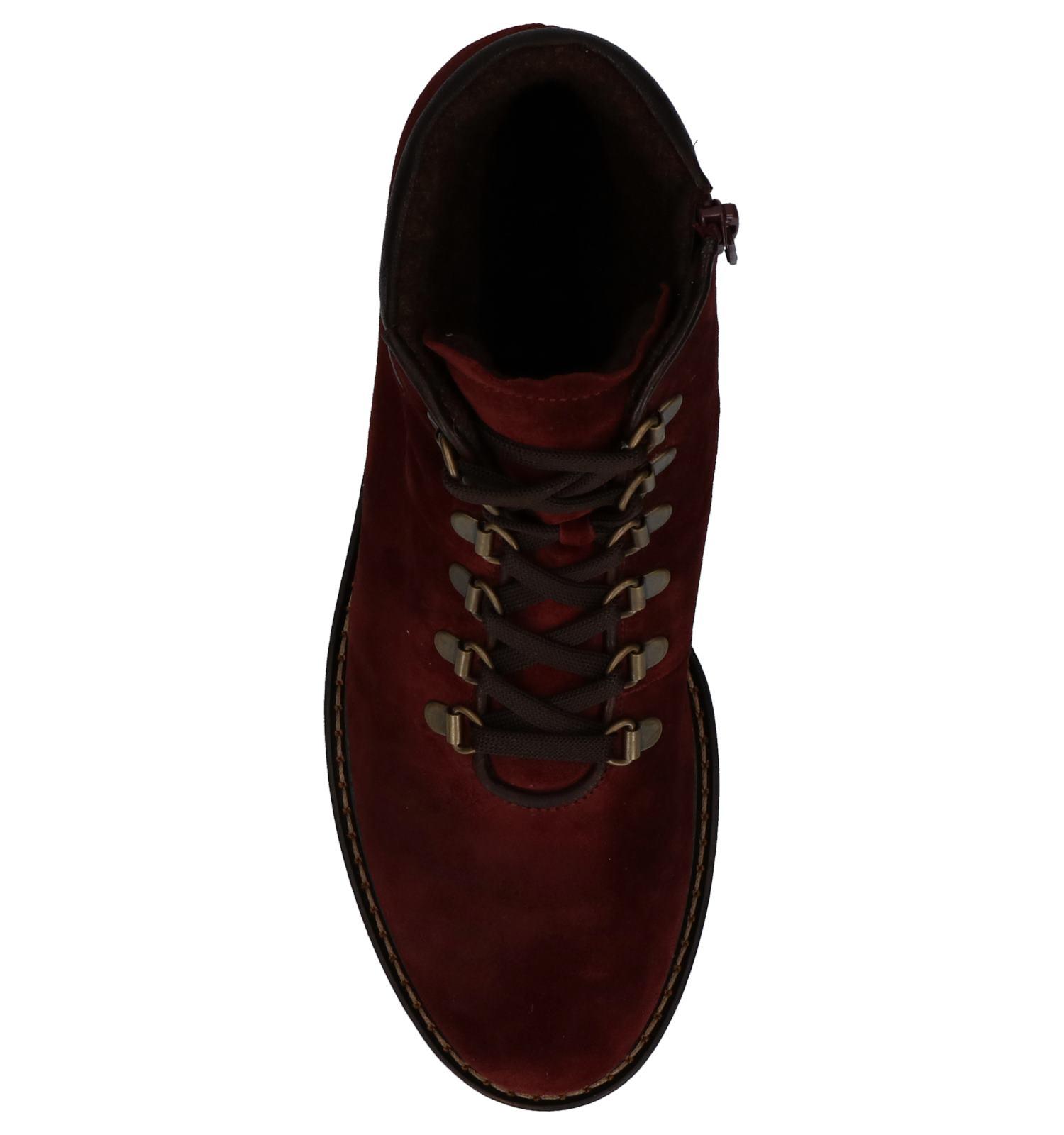 veter Boots Gabor Rits Met Bordeaux 76vfgIYyb