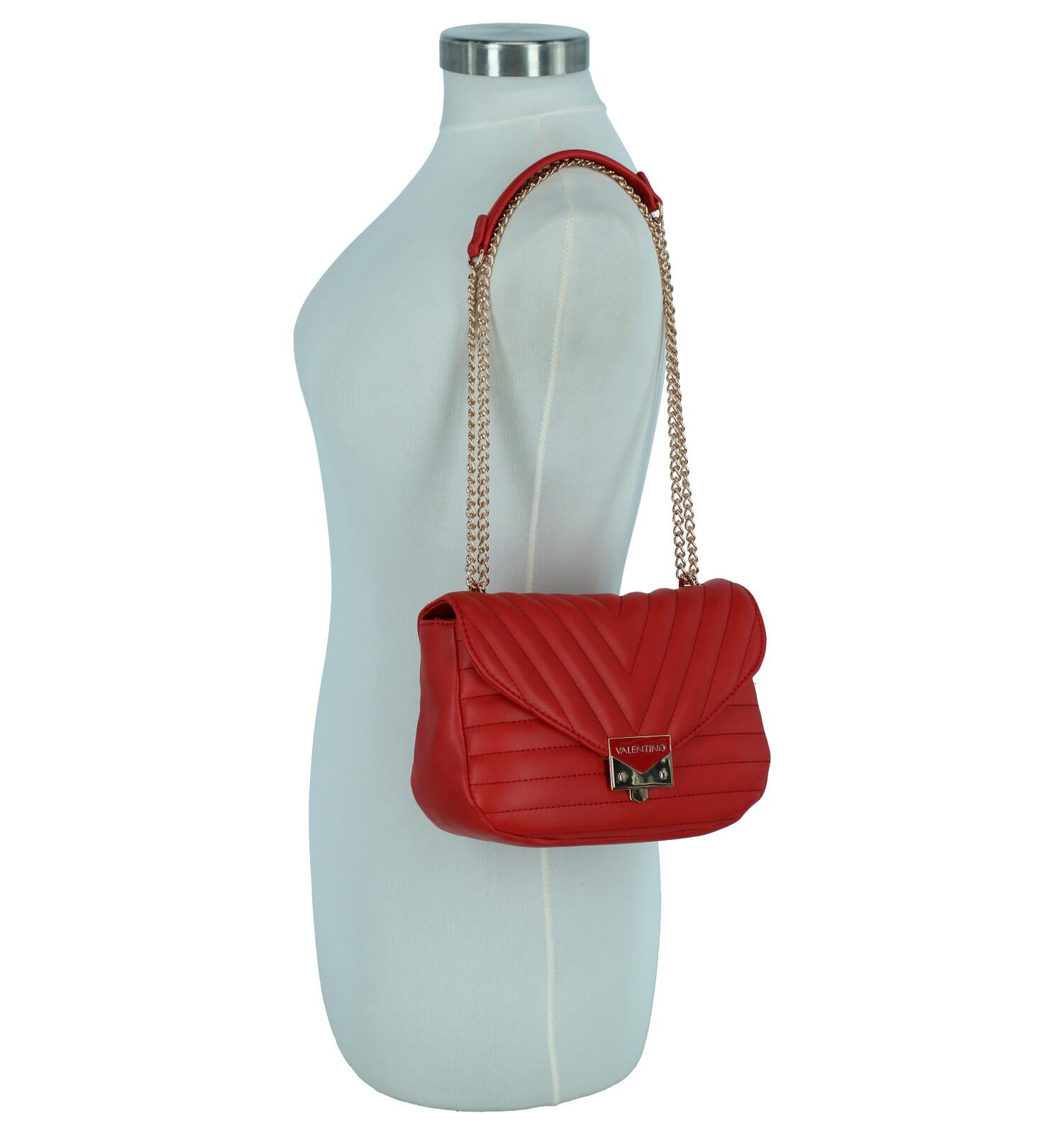 Handbags Cajon Rode Tas Valentino Crossbody jLzpVqSUMG
