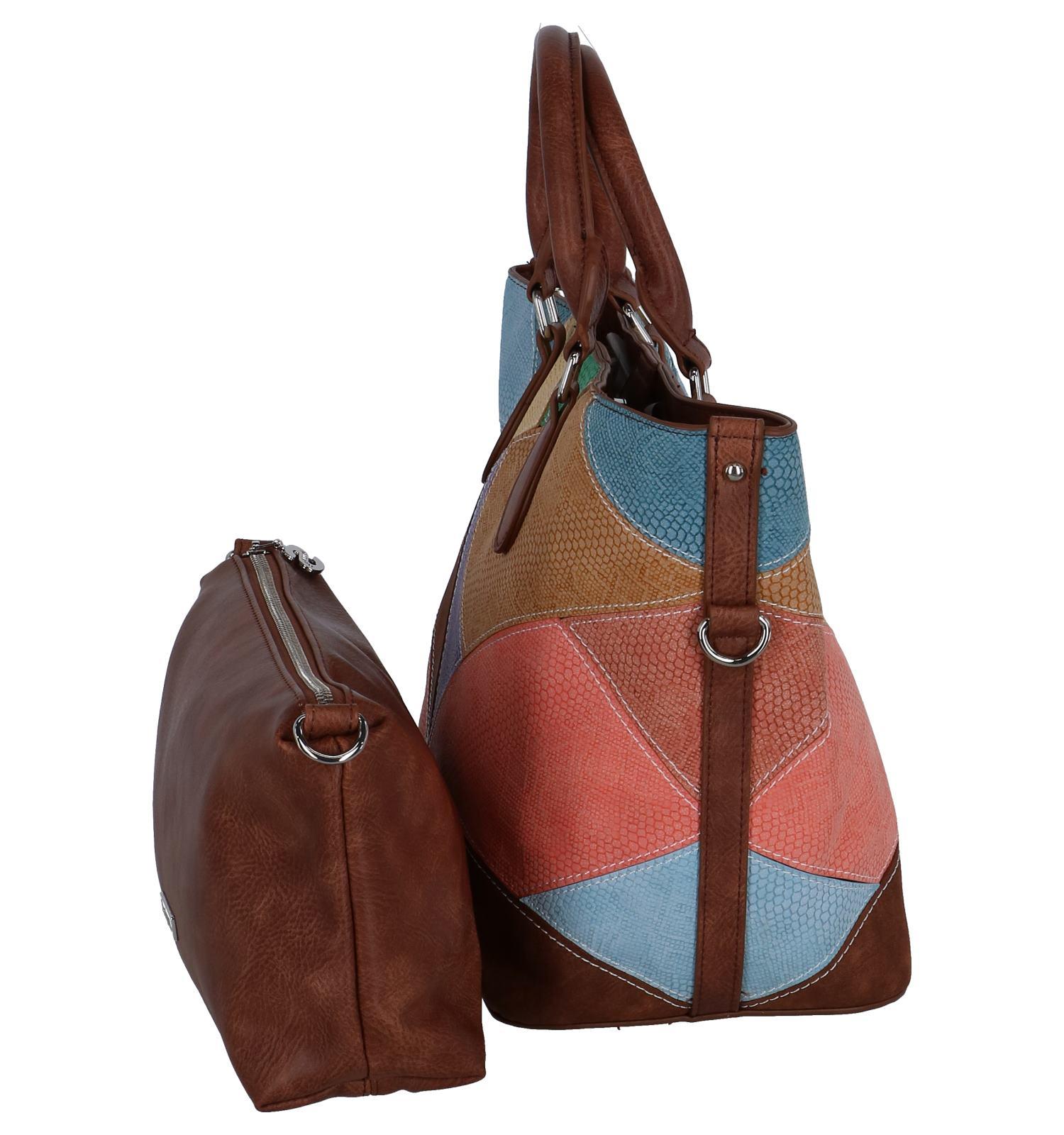 Desigual Bag Bag Handtas Desigual Handtas Bag Multicolor Multicolor In In In Multicolor lFKT31cJ