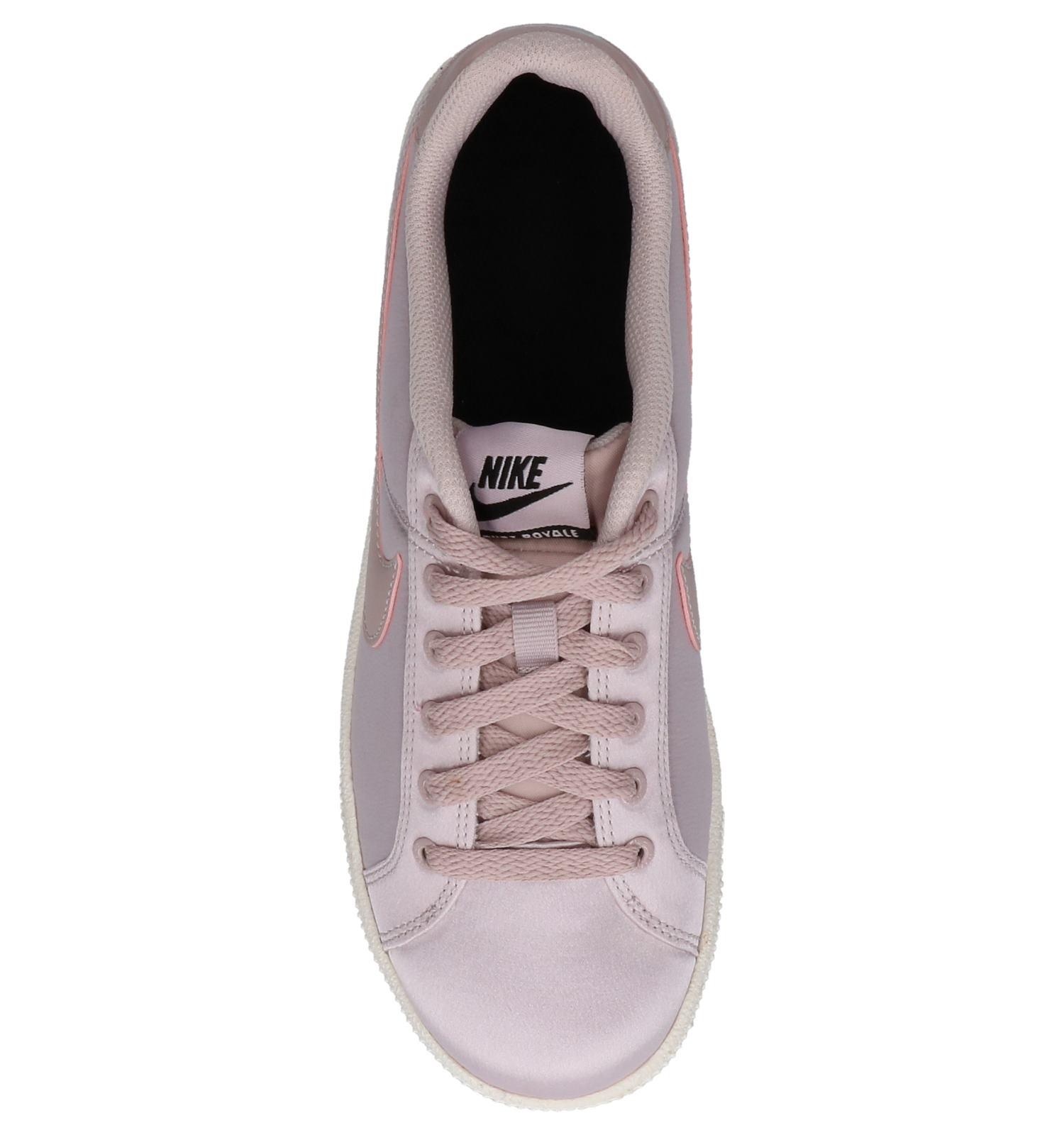 Nike Court Royale Sneakers Roze | SCHOENENTORFS.NL | Gratis ...