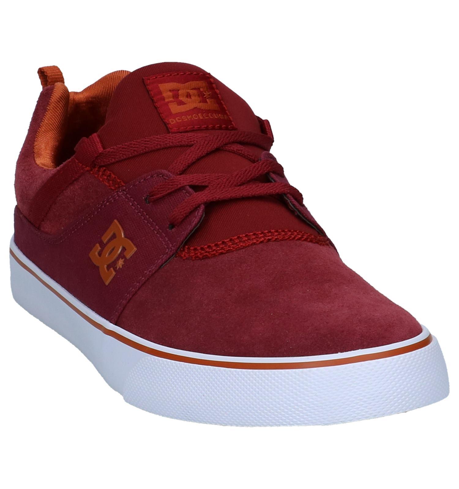 Vulc Heathrow Sneakers Bordeaux Dc Shoes xstQCrdBoh