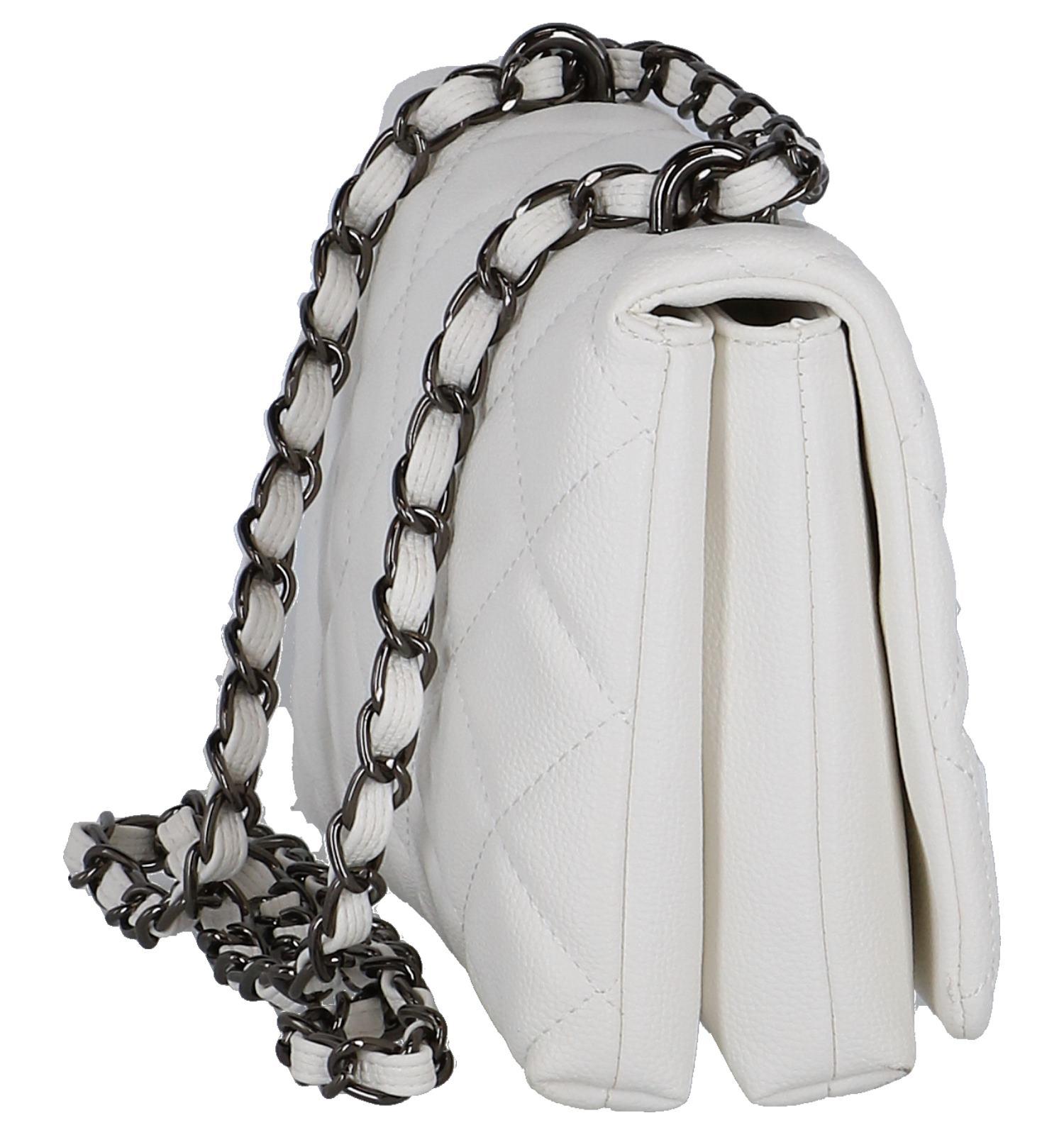 Valentino Tas Handbags Licia Ecru Crossbody UpzMSV