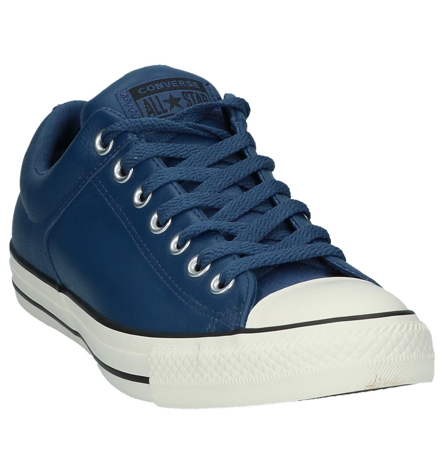 Sneakers All Street Star Blauwe Ox Chuck Converse High Taylor l31KcTFJ