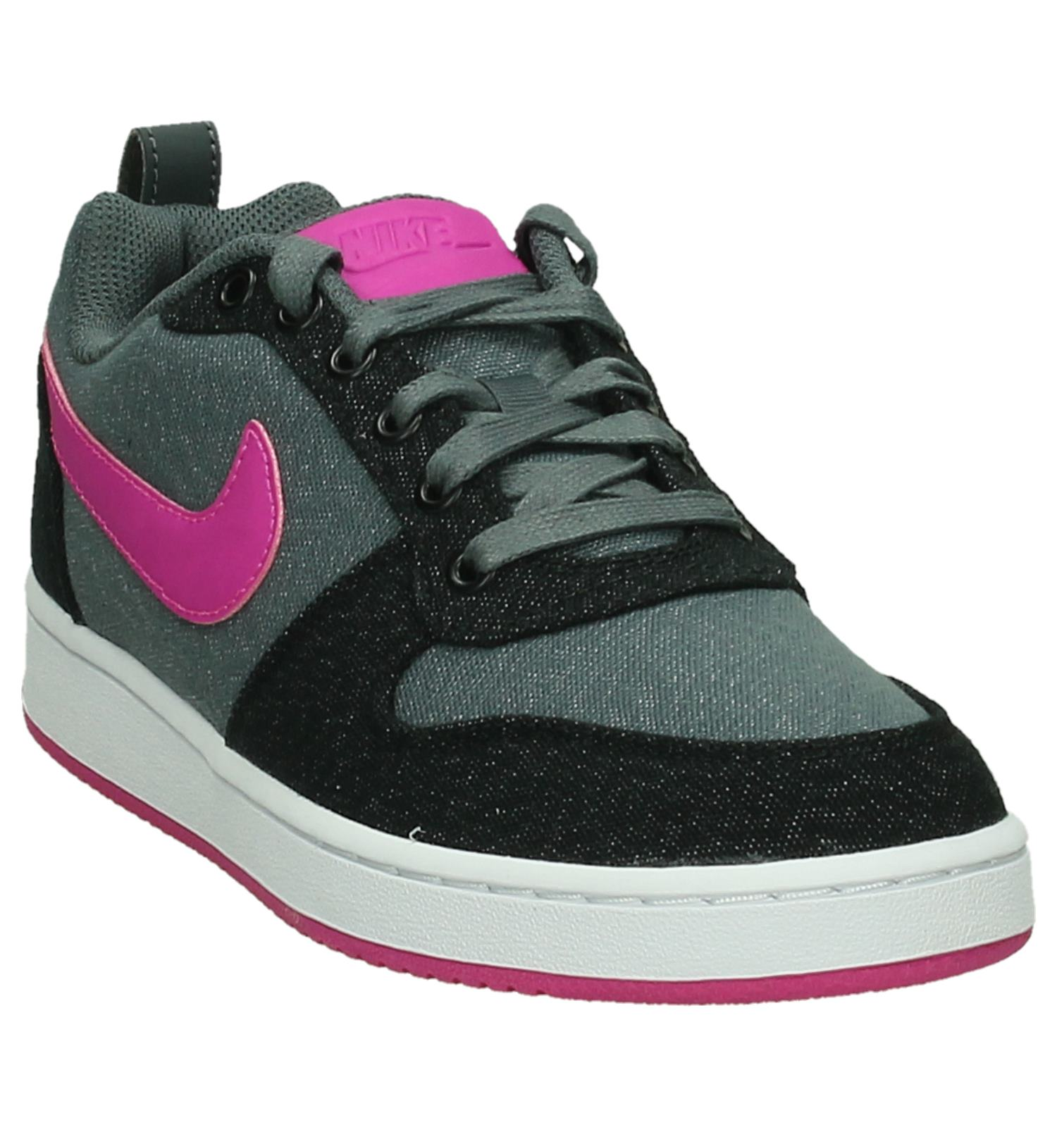 Borough roze Grijs Nike Sneaker Court 6f7ygYvb