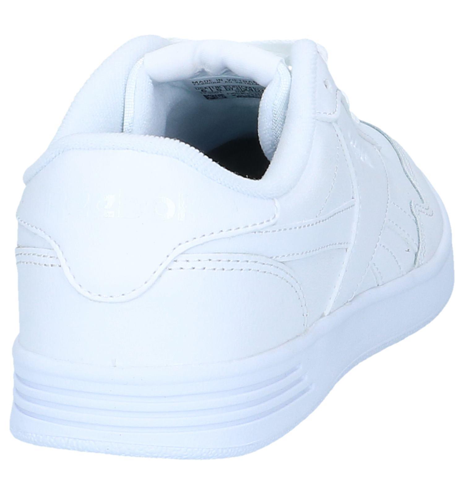 Royal Royal Techqu Witte Reebok Reebok Sneakers Sneakers Witte rCBWxdeo