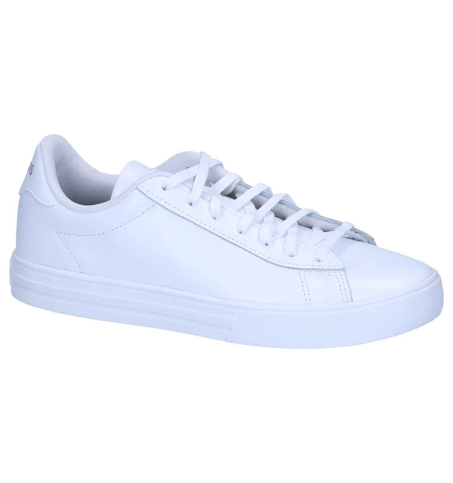 Witte Sneakers adidas Daily 2.0   SCHOENENTORFS.NL   Gratis verzend en retour