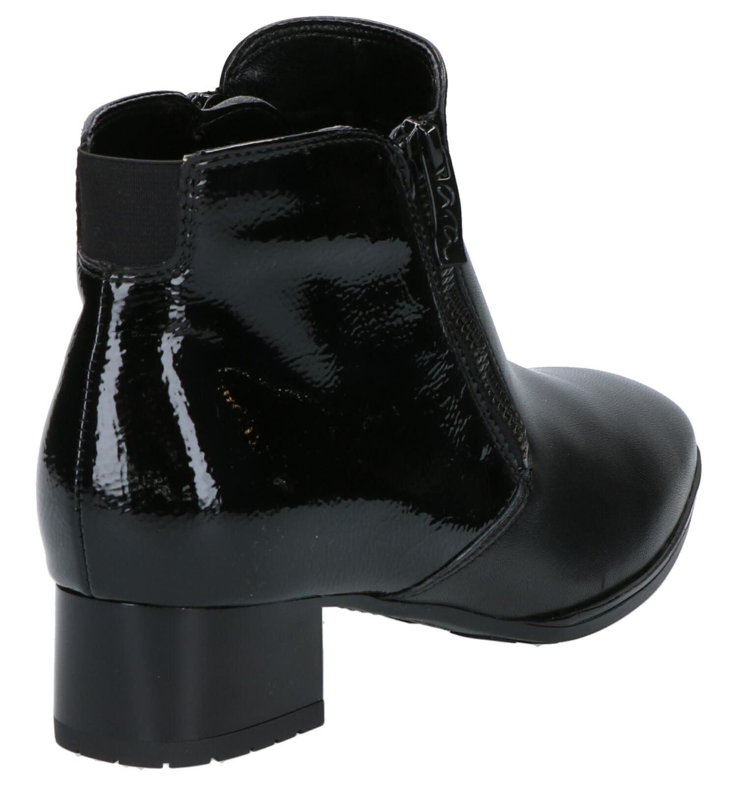 Soft Zwarte Ara Enkellaarzen Ara Ara Zwarte High High Soft Enkellaarzen KFJcl1