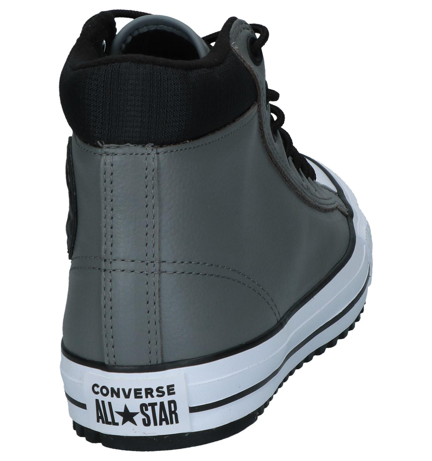 Chuck Hoge Taylor Converse Sneakers Grijze Pc As Boot CrdxhQts