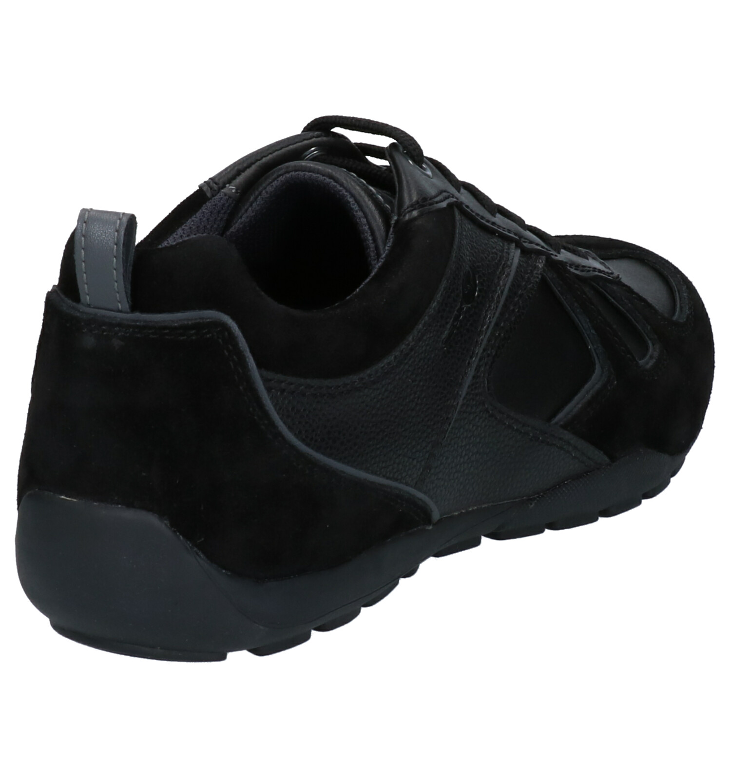 Zwarte Casual Ravex Geox Schoenen WEYD9H2I