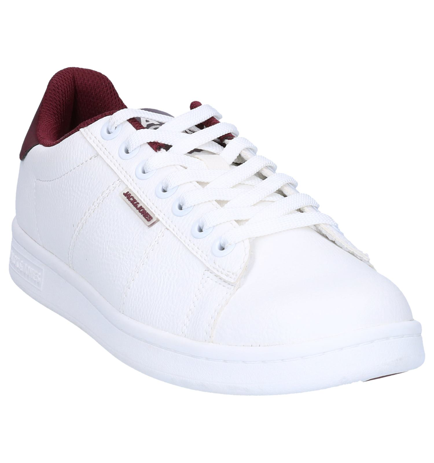 Sneakers Jones Bane Jackamp; Witte Pu 9DWE2IH