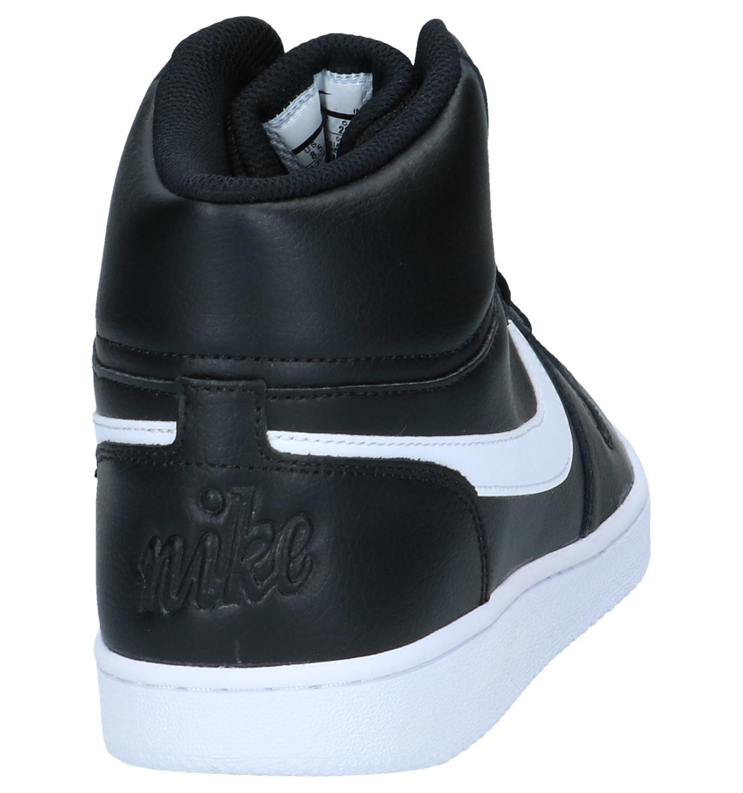 Zwarte Sneakers Nike Nike Sneakers Nike Zwarte Hoog Ebernon Hoog Ebernon Ebernon Zwarte nmvN80w