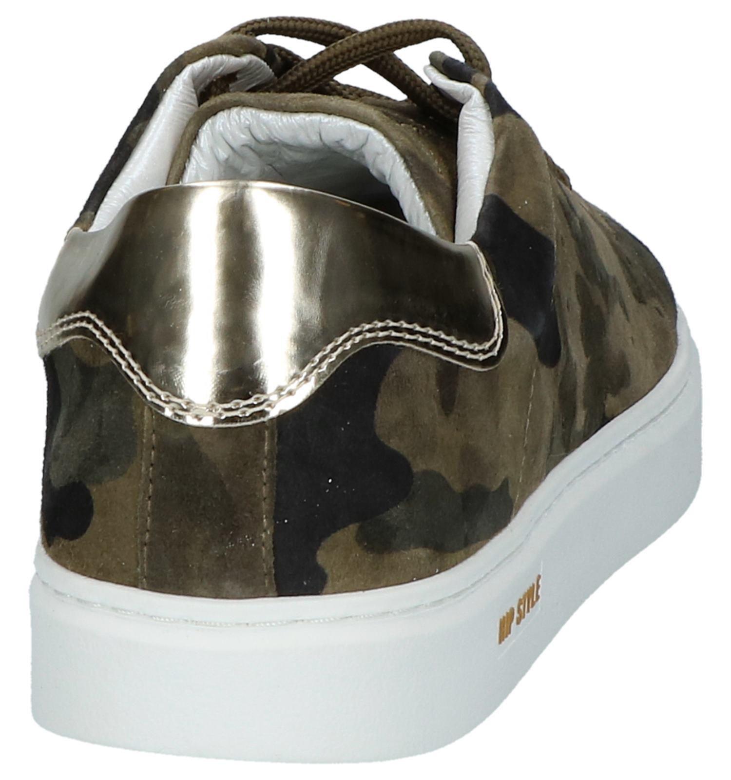 Hip Geklede Sneakers Print Hip Geklede Print Sneakers Camouflage Camouflage QdCxoeWrB