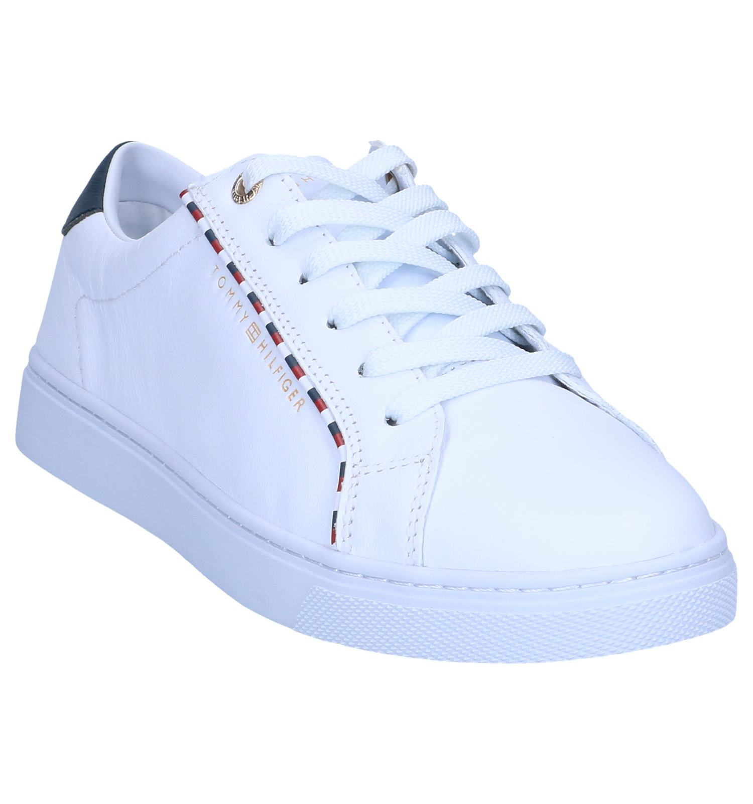 Corporate Detail Witte Sneakers Tommy Hilfiger 4ARqLSc35j
