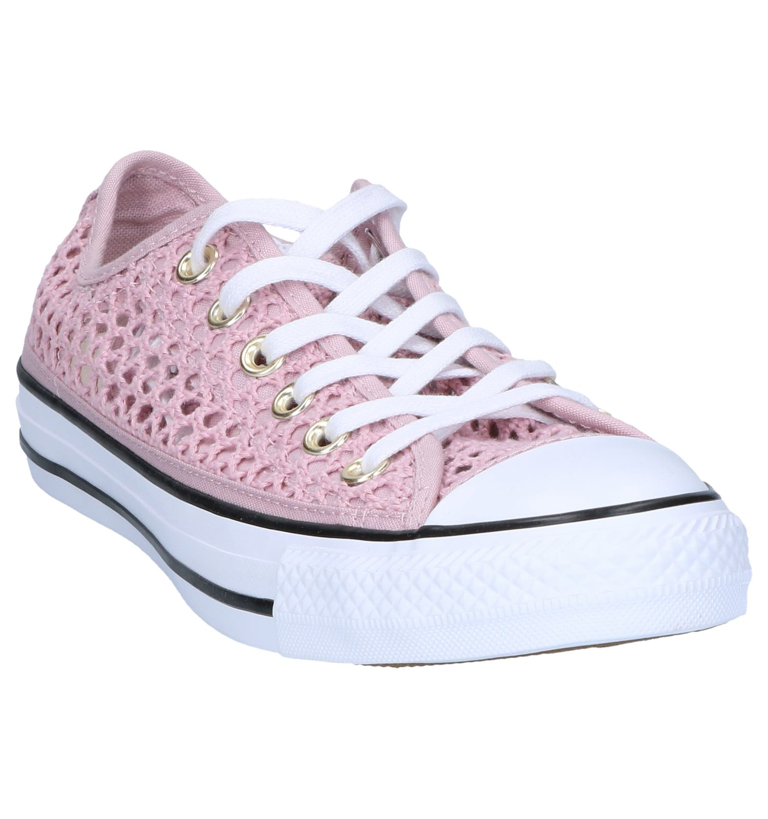 All Star Ox Converse Roze Sneakers trCdshQx