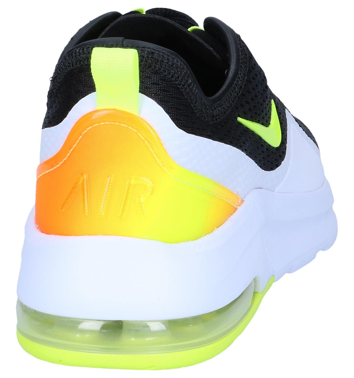 Max Air 2 Sneakers Nike Motion Zwarte dBrCxoWe