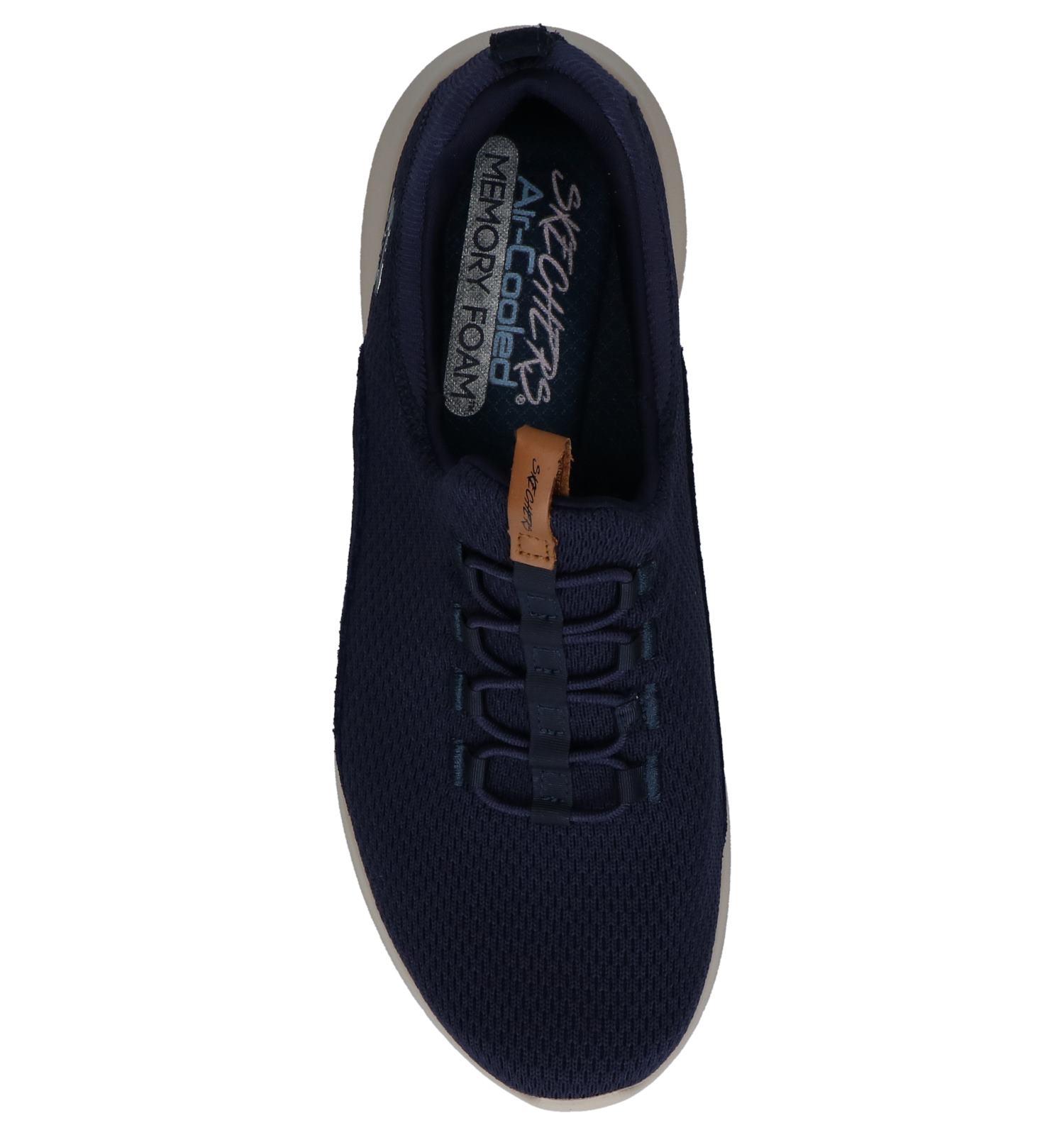 Sneakers Ultra Donker Blauwe Flex Skechers qzUpMVS