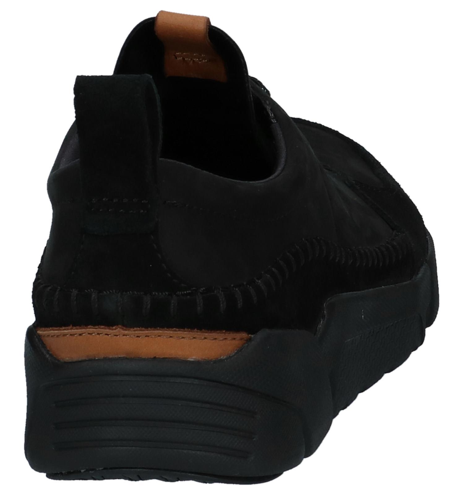 Zwart Clarks Schoenen Triactive Run Casual CBdWxeQro