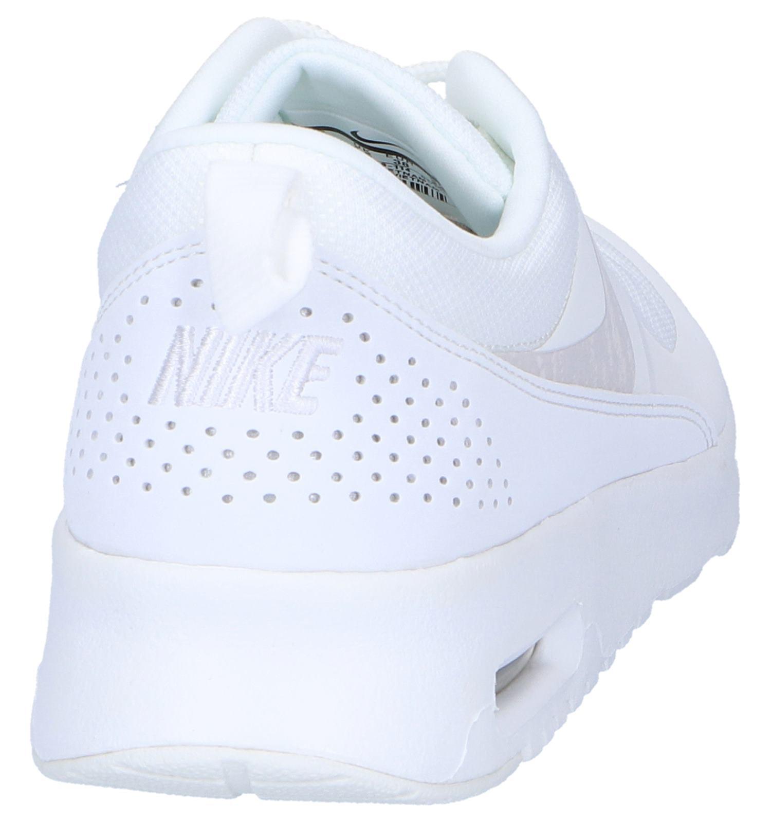 Witte Sneakers Nike Air Max Thea | SCHOENENTORFS.NL | Gratis