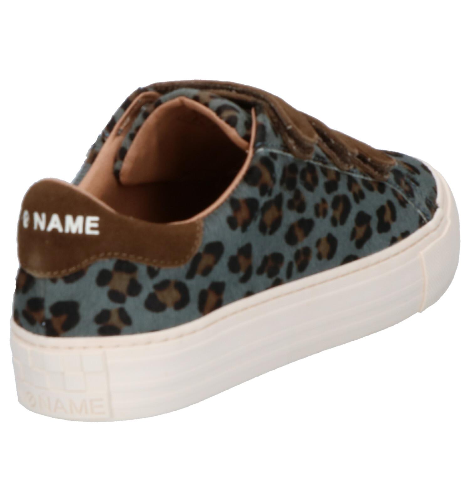 Blauwe Sneakers No Name Arcade LqzSUVpGM