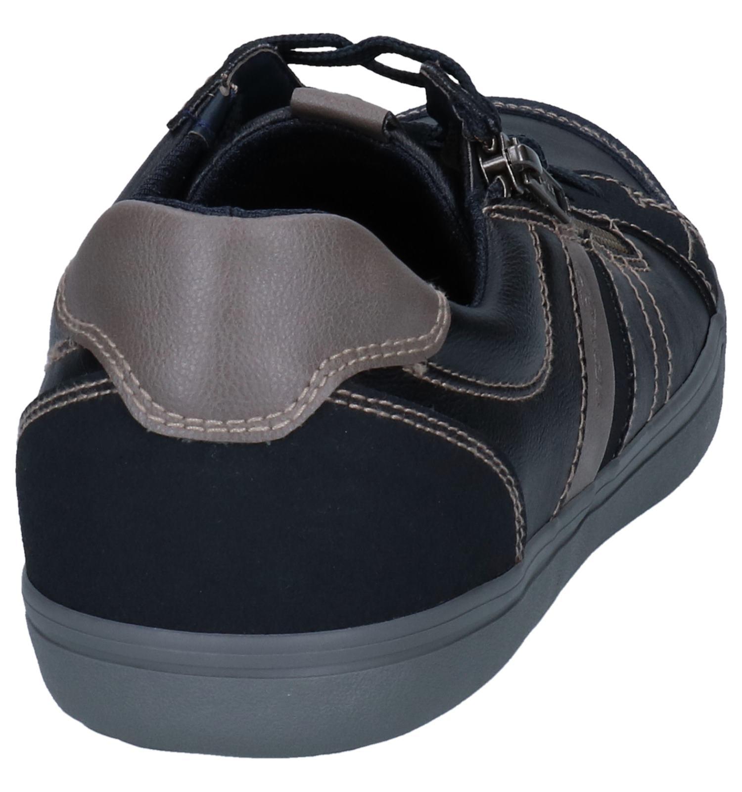Casual Casual Schoenen Geox Geox Donkerblauwe Schoenen Geox Halver Donkerblauwe Halver 9EID2H