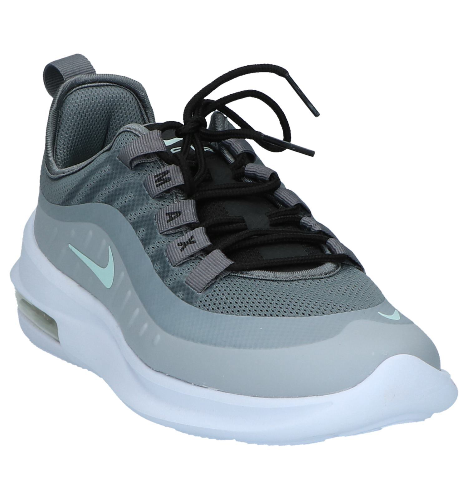Grijze Max Air Sneakers Runner Nike Axis 0Nvnw8Om