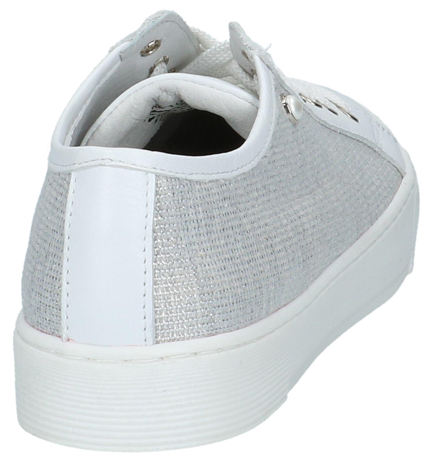 Woods Wit Lage Geklede River Sneakers Fobie 9YHW2IebDE