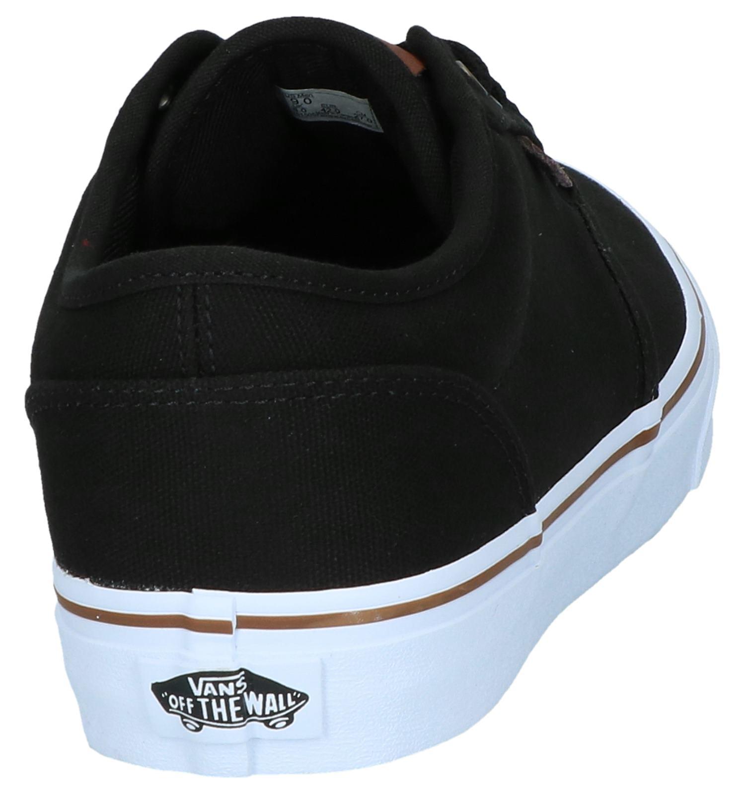 Vans Lage Zwarte Vans Zwarte Skateschoenen Lage Skateschoenen Atwood Zwarte Atwood Lage 34RL5jAq