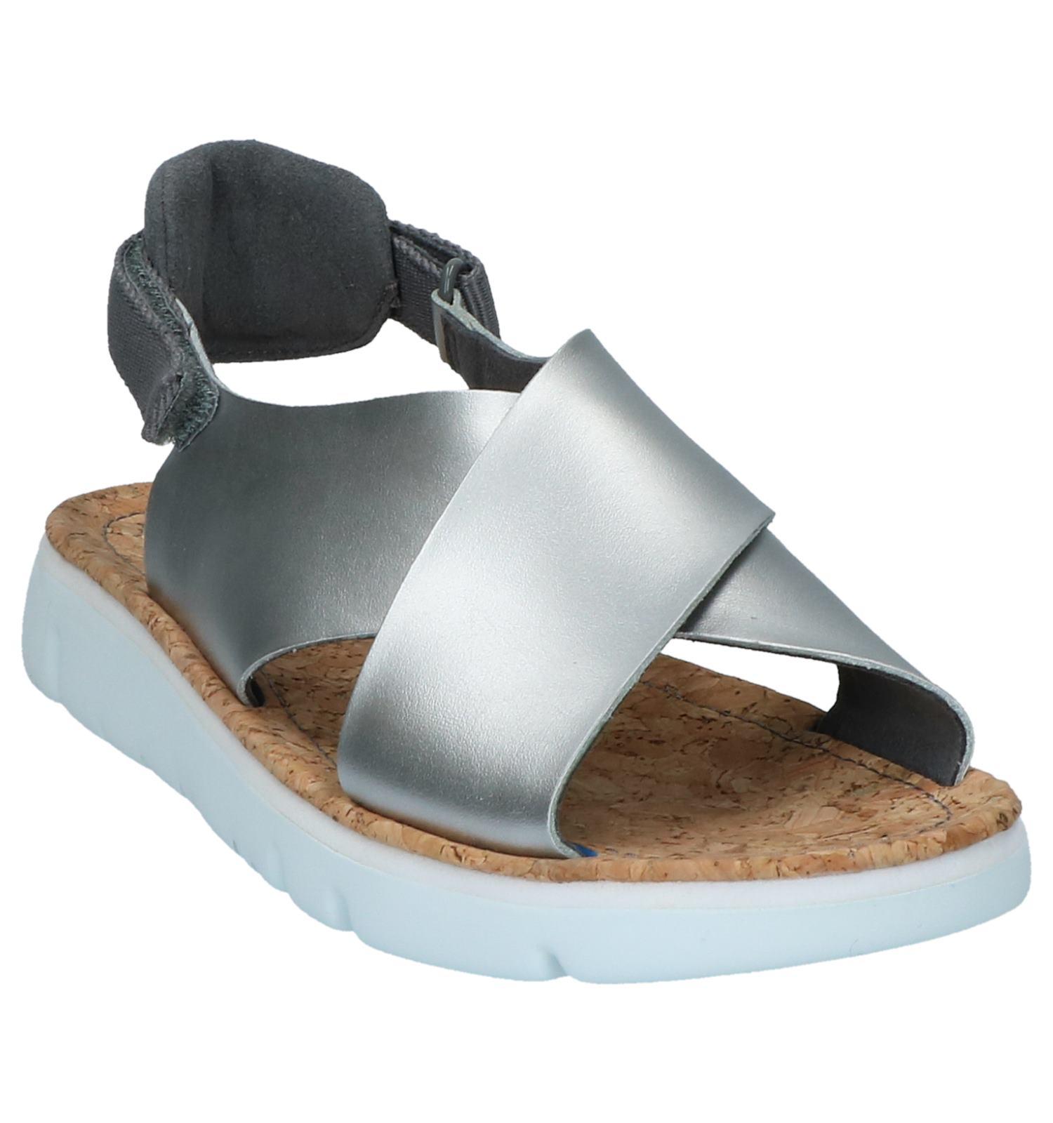 Zilveren Sandalen Sandalen Camper Zilveren Zilveren Camper Camper Sandalen Zilveren Camper kXZOPuwTi