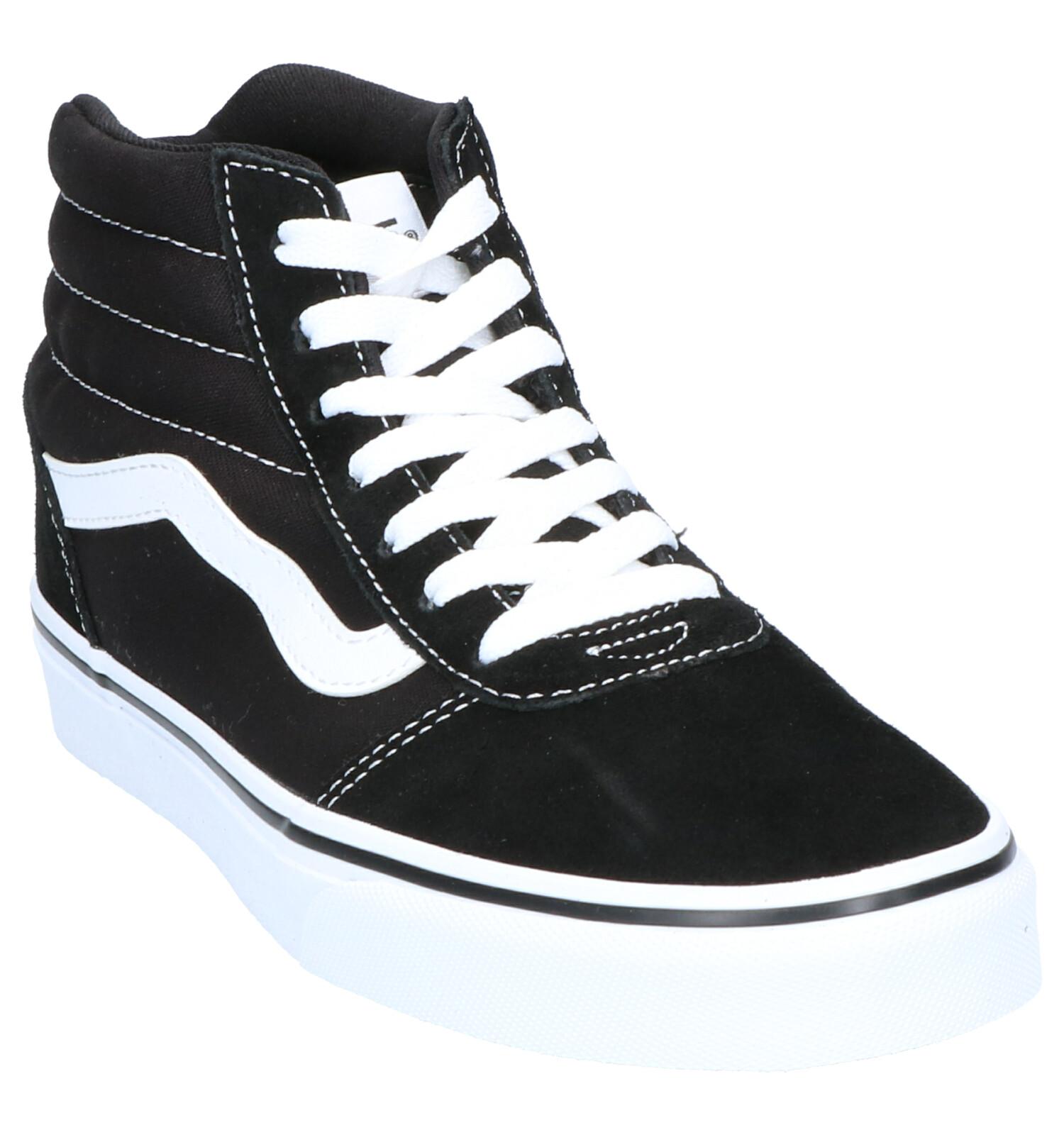 Ward Hi Skateschoenen Zwarte Vans Vans c3FuTK1lJ