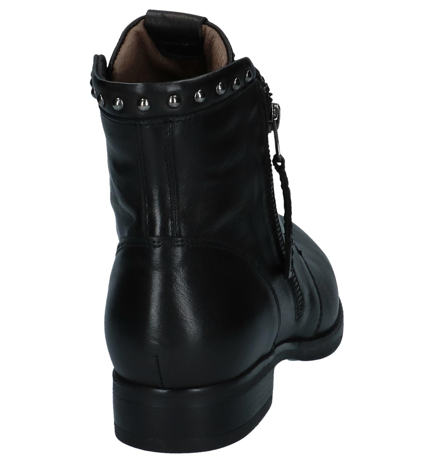 Nerogiardini Boots veter Zwarte Rits Met DHIeYEW29