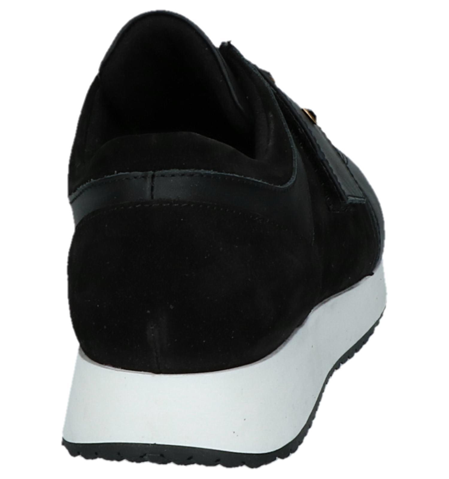 Zwart Tosca Lage Sneakers Geklede Blu BdCxoe