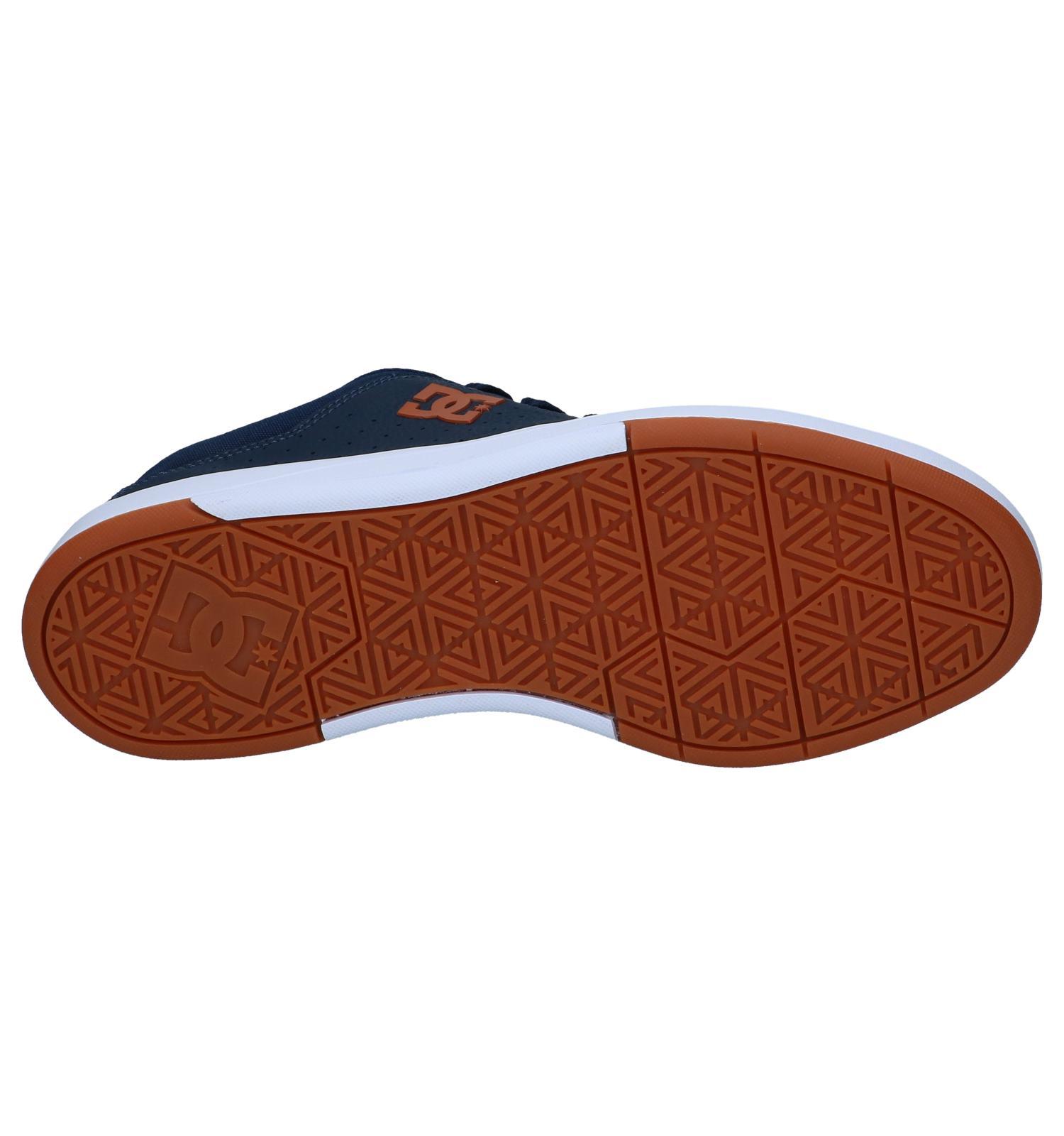 Dc Shoes Donkerblauwe Skateschoenen Plaza Lage jUqGpMVLSz