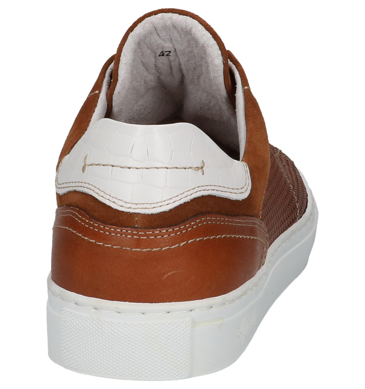 Geklede Cognac Sneakers Rowling Australian 0wOP8nXkN
