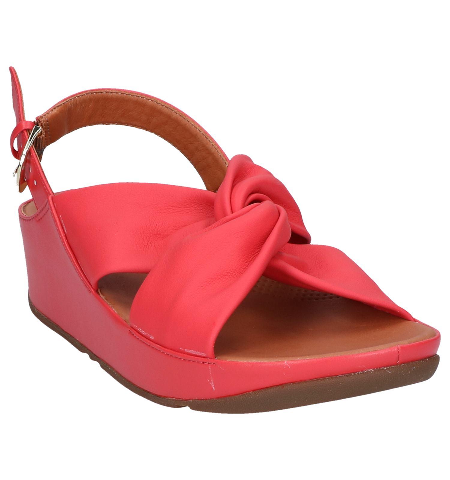 Twiss Rode Sandalen Sandalen Twiss Sandalen Rode Fitflop Rode Rode Fitflop Fitflop Twiss Sandalen iXZukPO