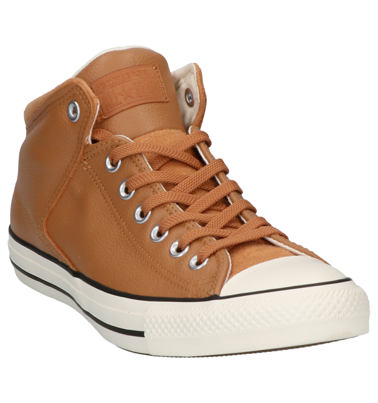 Cognac Converse High As Sneakers Street SVGzMpqU