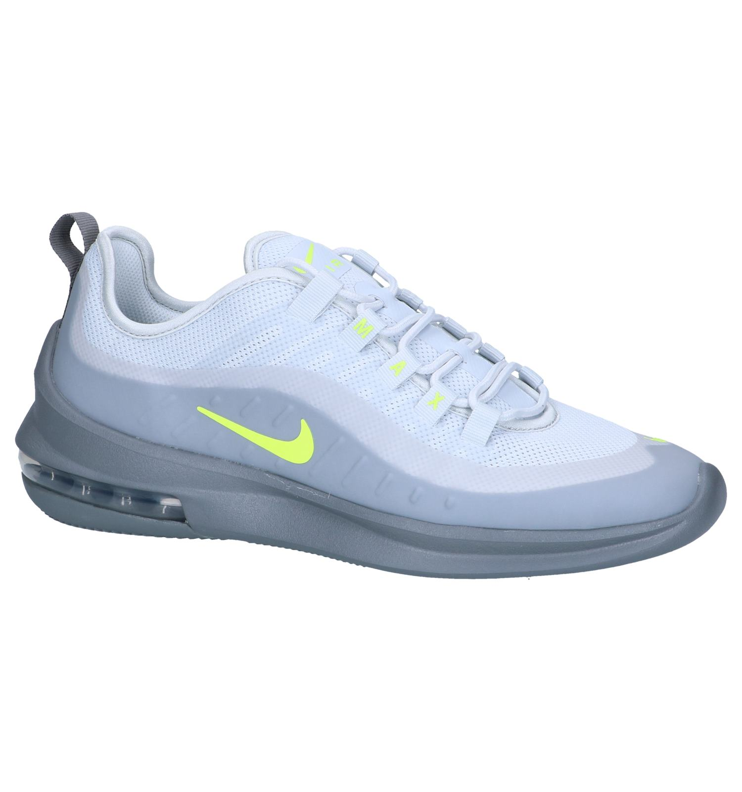 Lichtgrijze Sneakers Nike Air Max Axis | SCHOENENTORFS.NL | Gratis verzend en retour