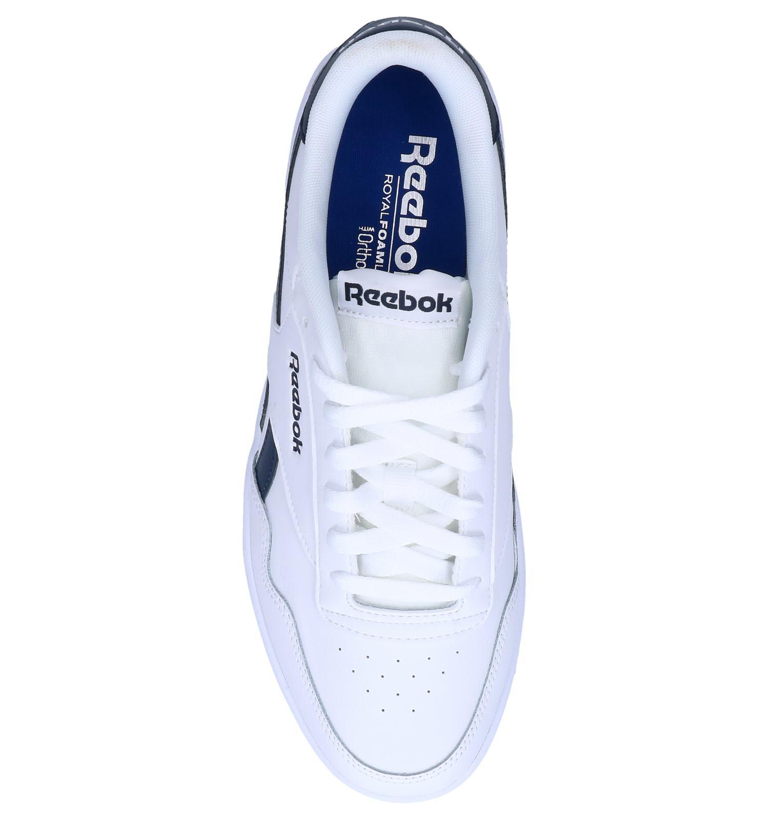 Witte Sneakers Reebok Royal Techqu | SCHOENENTORFS.NL