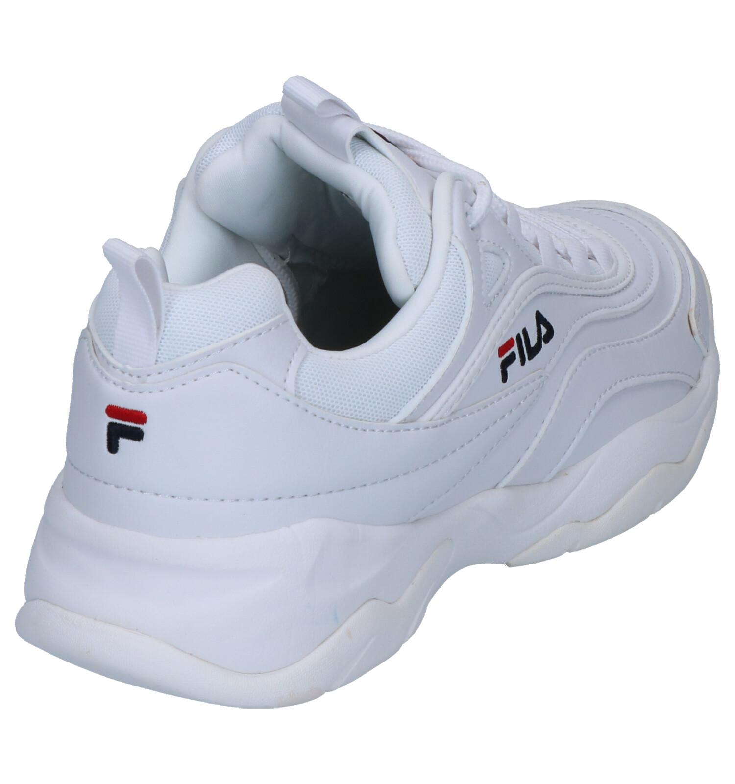 Sneakers Fila Fila Ray Witte Ray Fila Witte Sneakers f6bgyY7