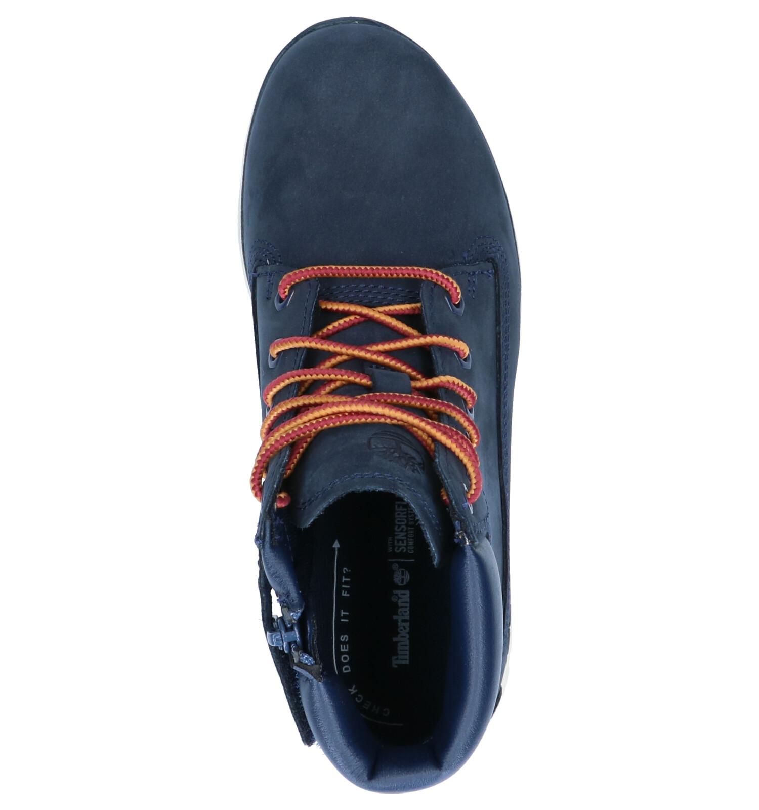 Timberland Killington 6 Inch Blauwe Boots   SCHOENENTORFS.NL