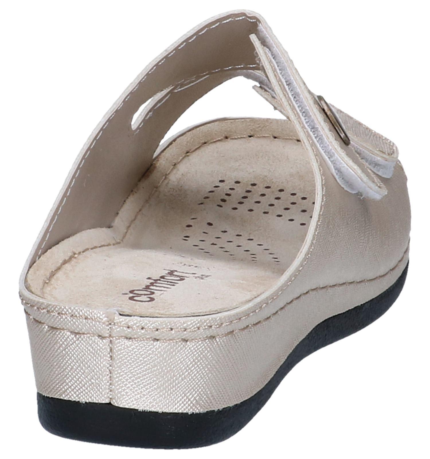 Slippers Gouden Gouden Plus Plus Comfort Slippers Comfort 8vwN0nm