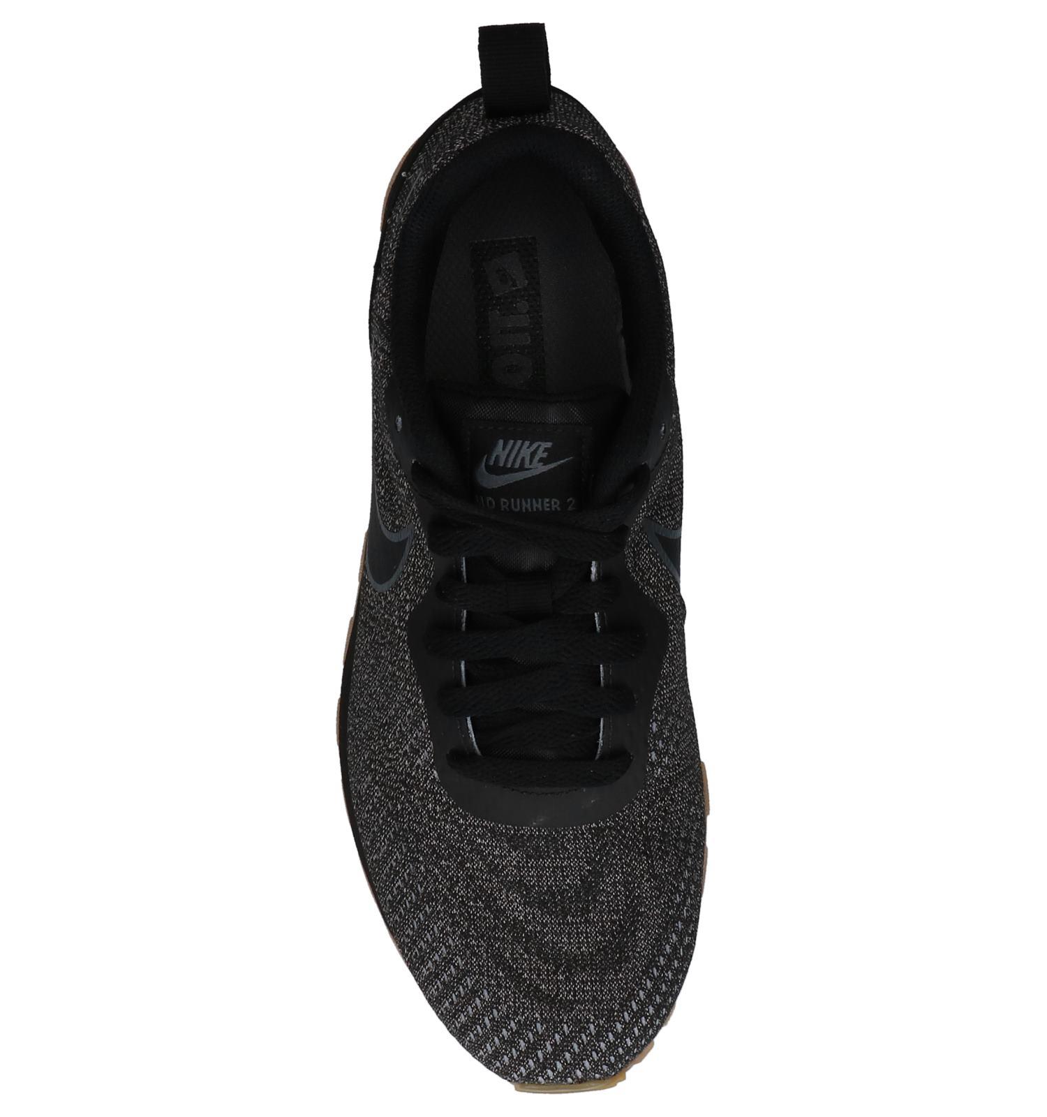 2 Eng Mesh Nike Runner Zwarte Md Sneakers 5RL3j4Aq