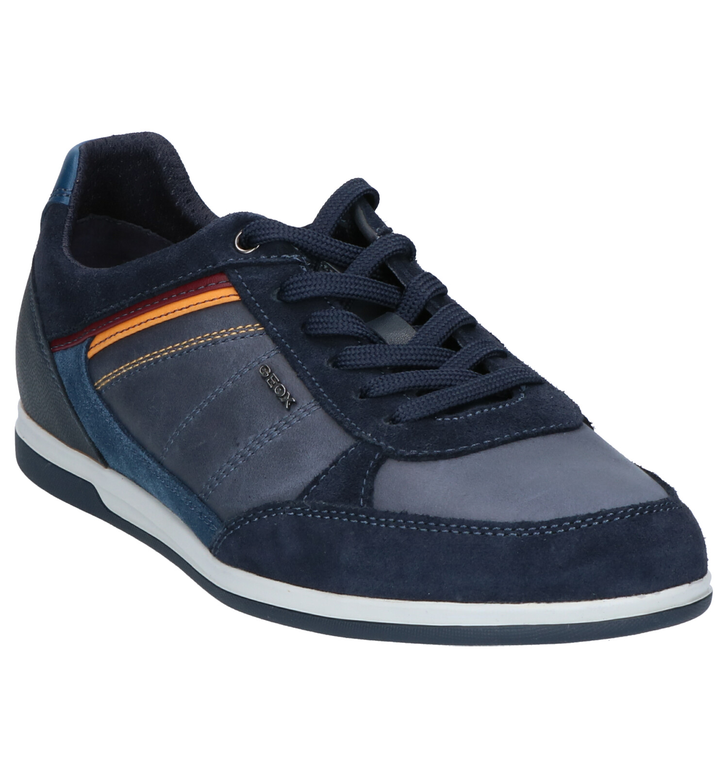 Geox En Basses Bleu Renan Chaussures UpzSMV