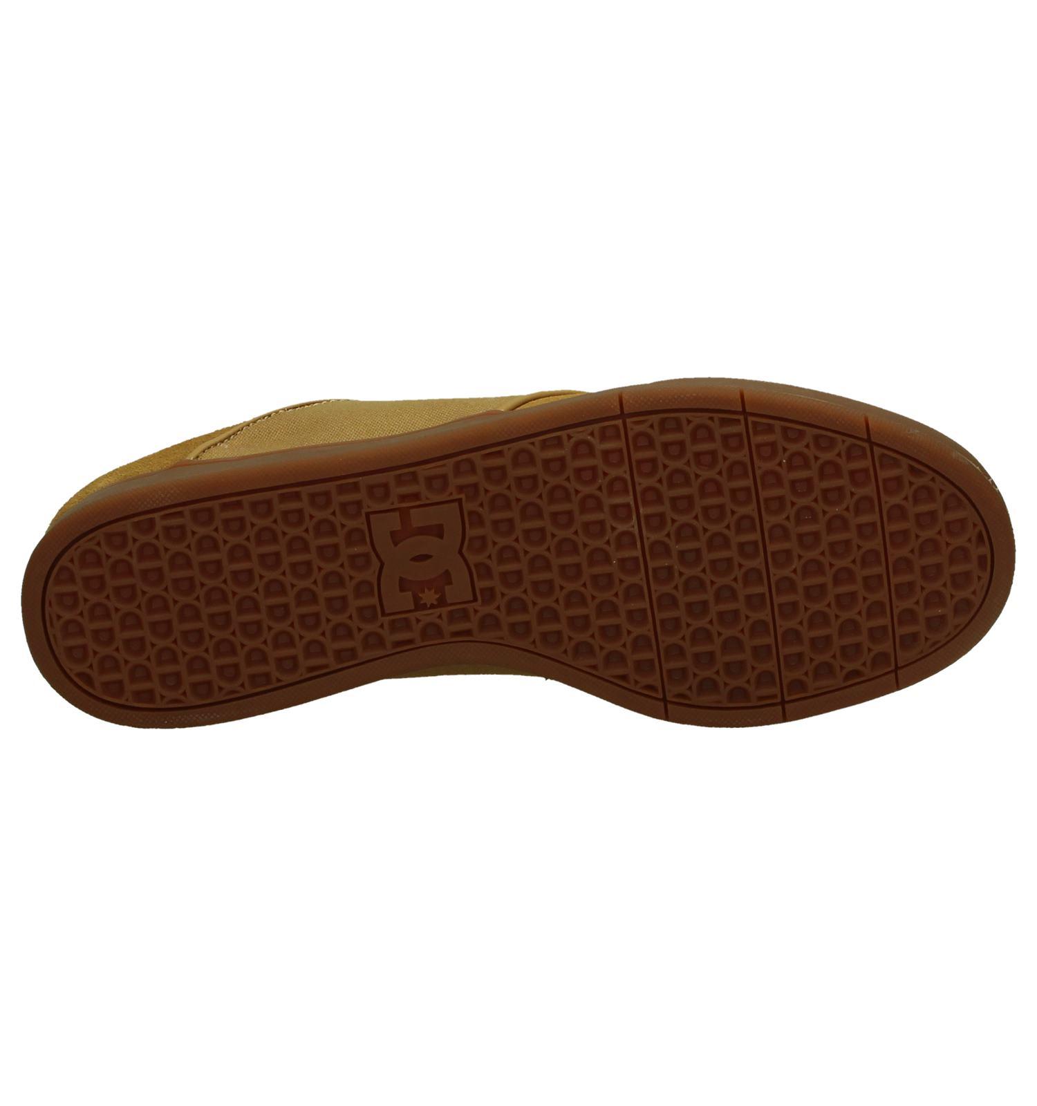 Mikey Dc Taylor Shoes Sneaker Cognac L34jAR5q