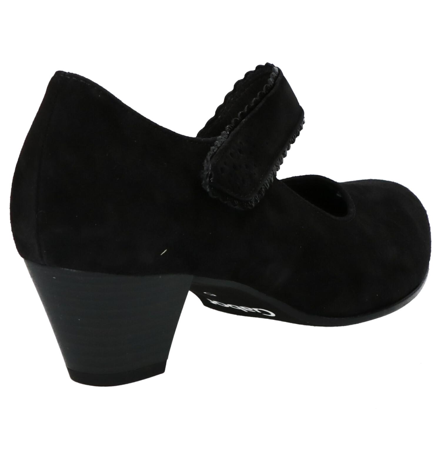 Gabor Gabor Comfort Noir Escarpins En 35AR4qjL