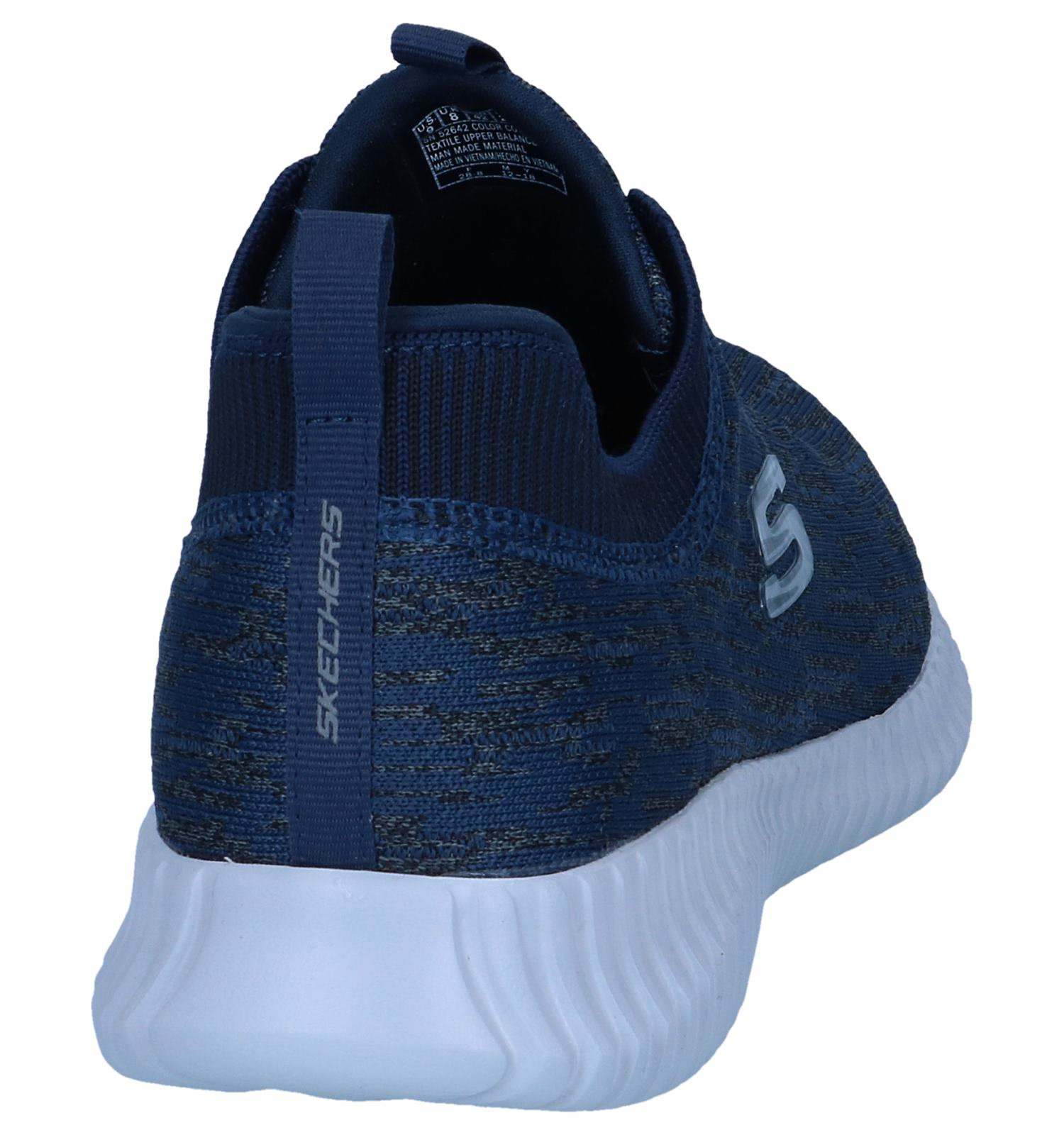 Blauwe Sneakers Skechers cooled Air kZOiTPwXu