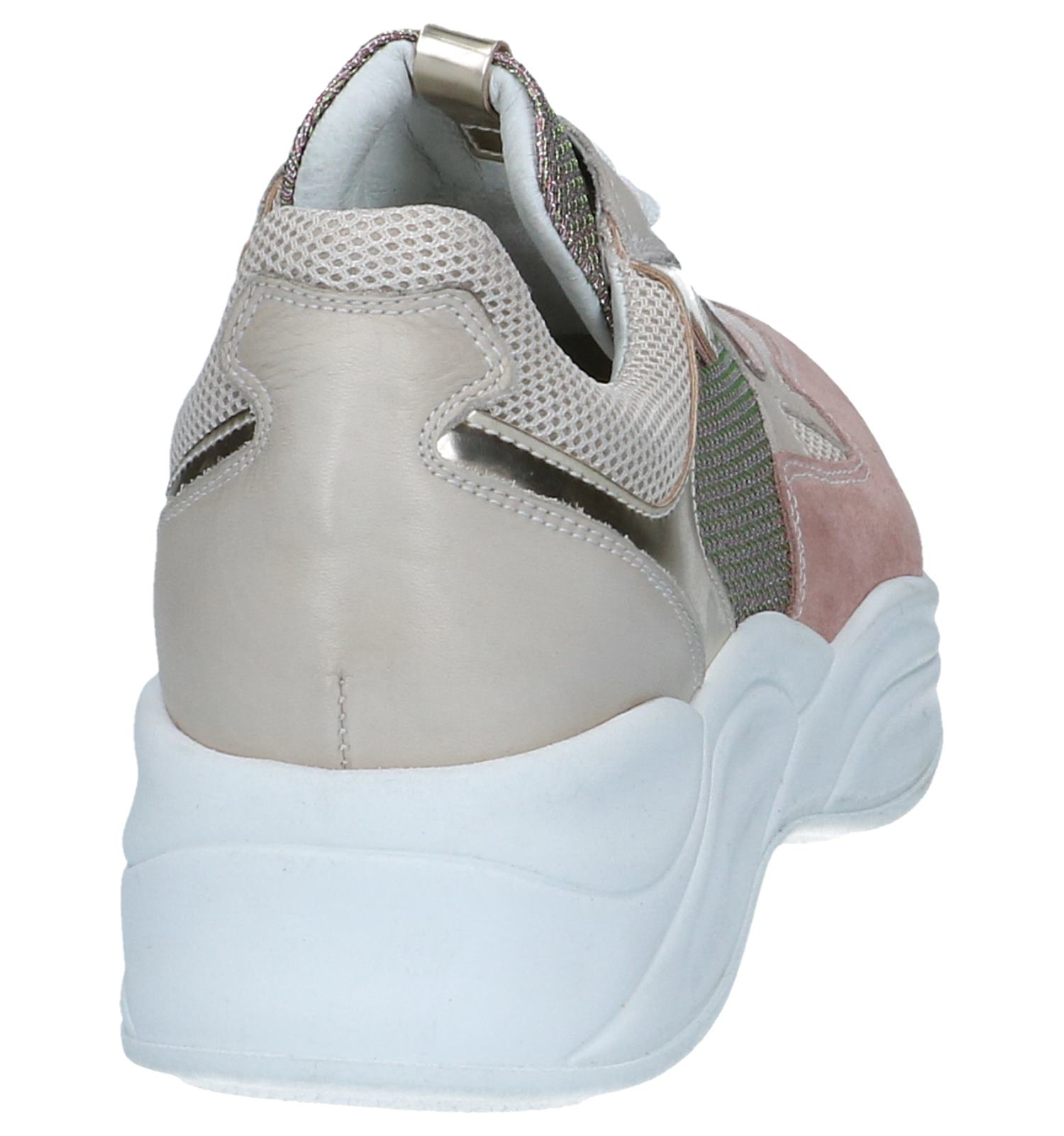 Roze Nineties Sneakers Nerogiardini Sneakers Nerogiardini Nineties Roze 9WE2bDIYHe