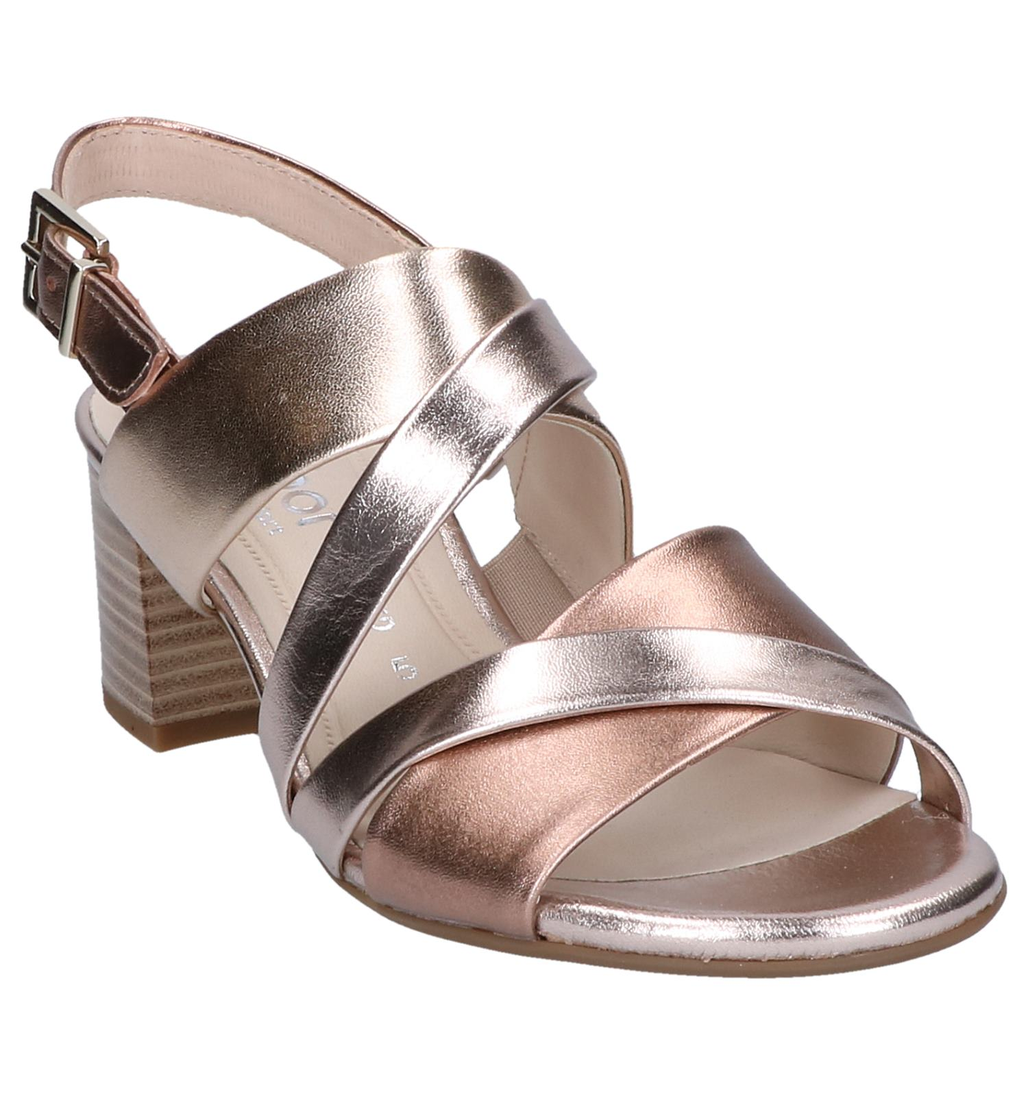 Gouden Gouden Gabor Sandalen Sandalen Comfort sCQdrthx